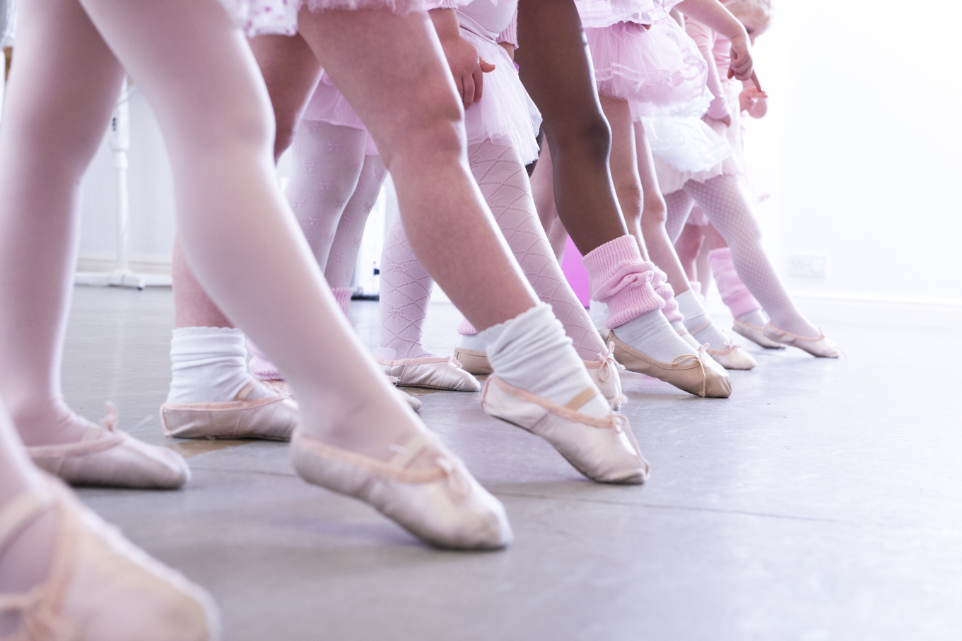 "babyballet<span style=""font-size: 10pt;""><span style=""vertical-align: text-bottom;"">®</span></span> Enrolment Form"