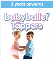 babyballet Tappers
