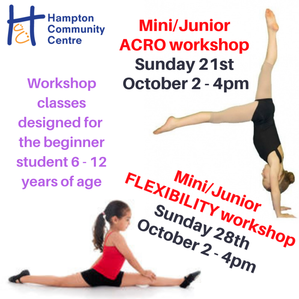 acro flex workshop