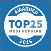ActiveActivities Most Popular 2016 Award