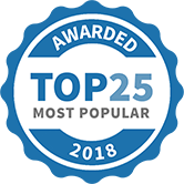ActiveActivities Most Popular 2018 Award