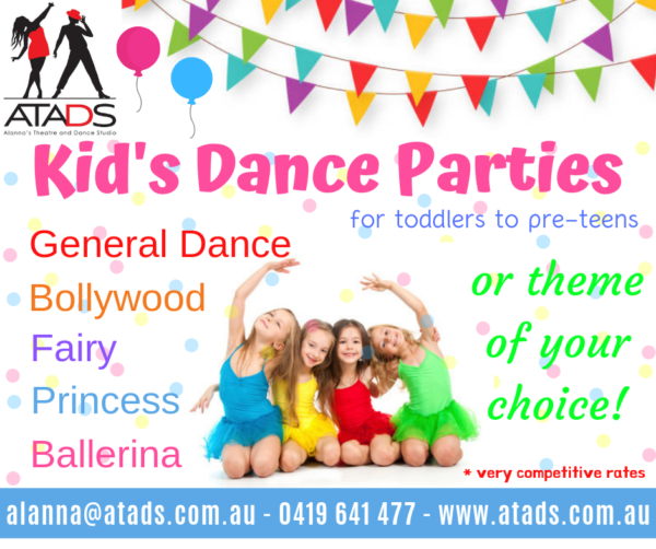 Kids Dance Parties