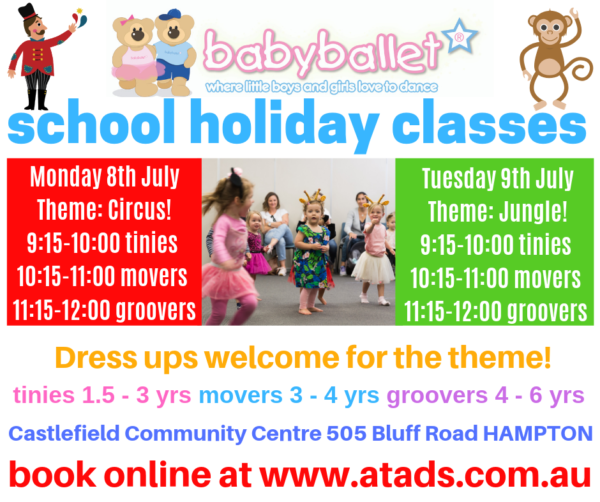 bb school holiday program